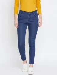 The Dry State Skinny Women Cotton Lycra Jeans