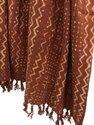 African Printed Mud Cloth Throw Indian Handmade Mudcloth Printed Throw Bed Linen