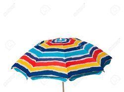 Colored Standing Umbrella