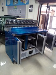 Chiller with Preparation Table (Salad Counters)