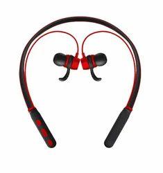 2.402 G - 2.480 Intex BT-14 Bluetooth Headset With Mic - Black - Red