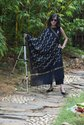 Designer Pot Silk Zari Embroidery Dupatta