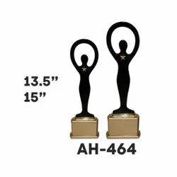 AH - 464 Wooden Trophy