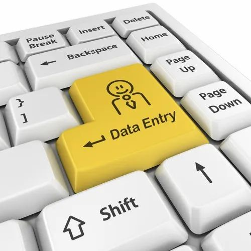 Book Typing Offline Work - Book typing Data Entry Project UK Work
