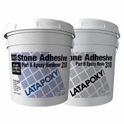 Epoxy and spot bonding - Latapoxy 300 Epoxy Adhesive