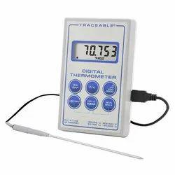 Digital Thermometer Calibration Service