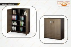 Wooden Cabinet for Office, Warranty: 3 Years