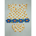 Baby Designer Frock And Pant