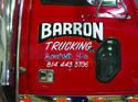Trailer And Truck Lettering