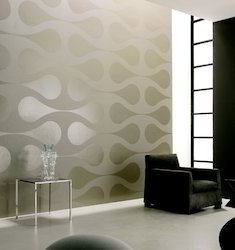 Living Room Designer Wall Paper