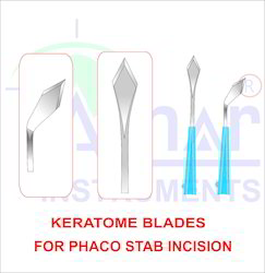 Keratome Pointed Blades