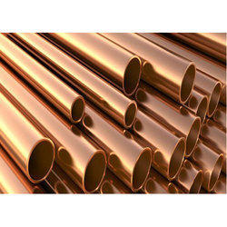 Copper Round Pipe, Size/Diameter: 3 inch