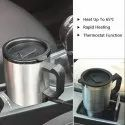 Smart Temperature Control Travel Cup Mug with Airtight Lid