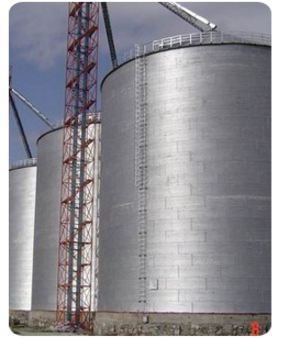 8bc6f7be144 Grain Storage Steel Silos - View Specifications & Details of Grain ...