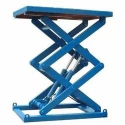 Mild Steel Hydraulic Scissor Lifts
