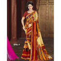 Stylish Ladies Printed Saree