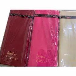 92 CM Plain Cotton Inner Lining Fabric