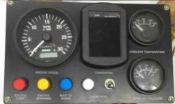 Cummins Display Panel Engine cluster 4987634