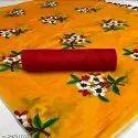 Designer Chandheri Embroidery Saree