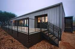 Prefabricated Hut