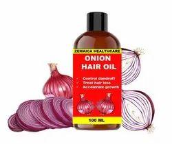 Zemaica Healthcare Onion Oil For Hair Growth 100ml