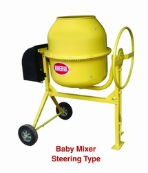 Mini Mixer Machine-Steering Model