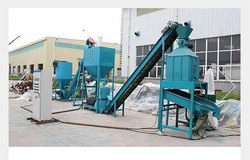 1 Ton/Hr WIPL Fish Feed Pallet Mill Plant