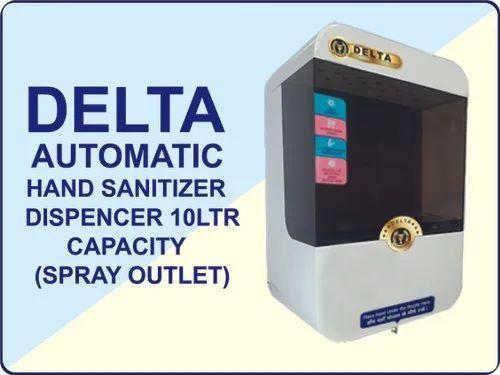 10 L Automatic Sanitizer Dispenser