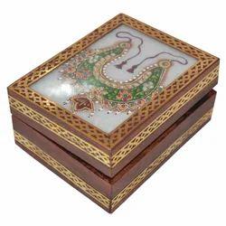 wooden jewellery box - Wood Jewelry Box