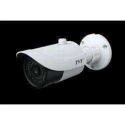 4MP Day & Night TVT CCTV Bullet Camera, For Residential, Camera Range: 30-40m