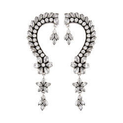 Sterling Silver Kaan Fool Earring For Women
