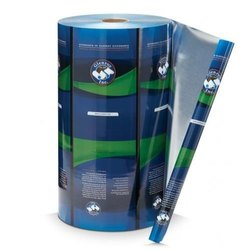 Plastic Flexible Packaging Film Roll