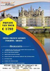 Exclusive Swiss France London Van Tours