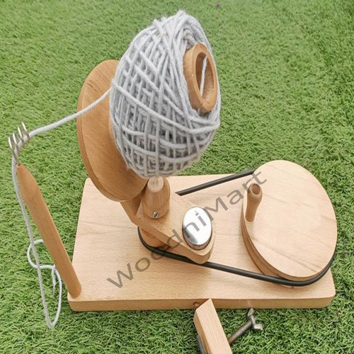Hand Crafted Yarn Winder