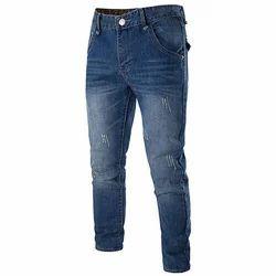 Men Skinny Fit Denim Jeans