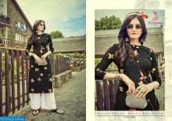 Designer Kurti with Palazzo for Ladies Wear