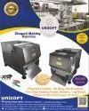 Semi Auto Compact Chapati Making Machine