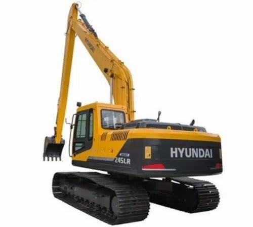 R245LR Smart Construction Excavator