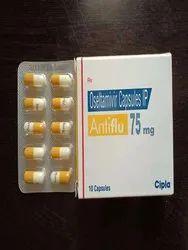 Antiflu Oseltamivir 75 mg Tablets