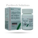 Virpas 90mg/400mg tablets