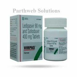 Virpas 90mg/400mg tablets
