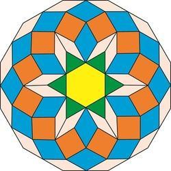 Pattern Blocks (Student Pack) For Mathematics
