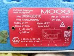 Moog Servo Valve