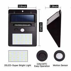 Solar Sensor Motion