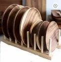 Wooden Plate, For Home