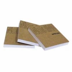 Brown Rough Notebook