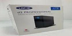 LaCie d2 Proffesional 4TB External Hard Drive