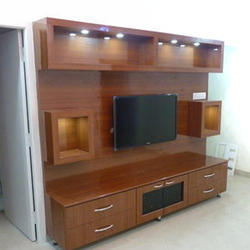 Wooden Tv Unit At Rs 1500 Square Feet Furniture Interior Chennai Id 14821233991