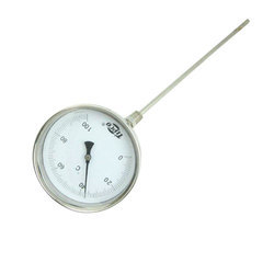 Bimetallic Gas Filled Temperature Gauge
