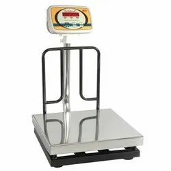 SS Pan Platform Weighing Scale